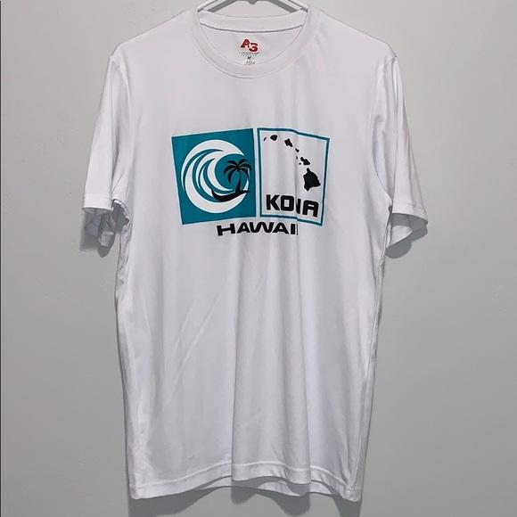 Other - Hawaii Kona - Dri fit tee Shirt - Size M